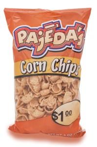 Pajeda's Corn Chips