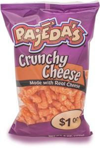 Pajeda's Crunchy Cheese