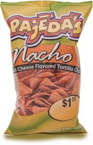 Pajeda's Nacho Tortilla Chips