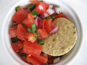 fresh salsa recipe pajedas