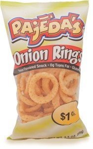Pajeda's Onion Rings