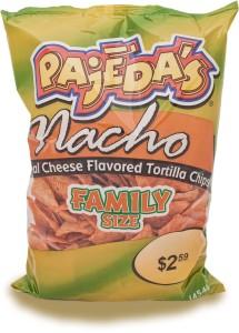 Pajeda's FS Nacho Tortilla Chips